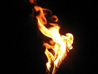 Sommersonnenwende - Feuer