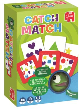 Catch Match aus dem Hause Jumbo