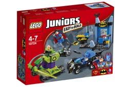 3. Dezember: LEGO - Batman und Superman