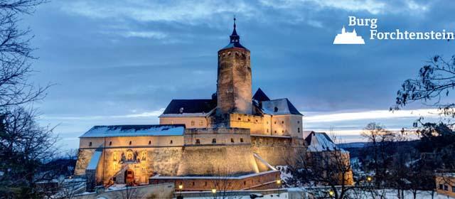Advent auf Burg Forchtenstein