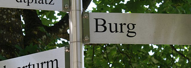 Burgenwelt Ehrenberg