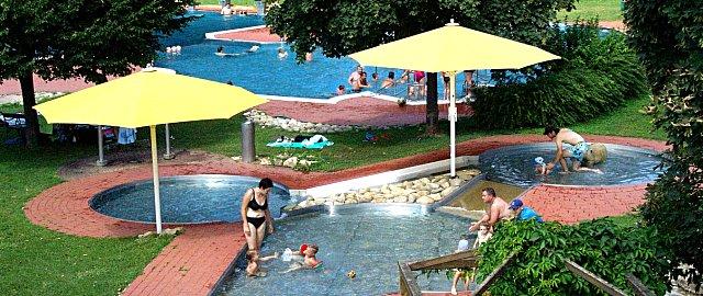 Erlebnisbad Aqua Splash in Gols