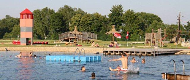Wassererlebniswelt in Moschendorf / Eberau