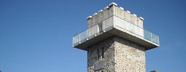 Aussichtswarte in Rechnitz am Geschriebenstein
