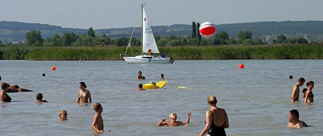 Neusiedler See Seebad Weiden Am See Rawuza Tipps Für Familien