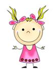 kleine Tochter Zoe - rawuza Familie