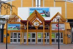 Eissportzentrum in Klagenfurt