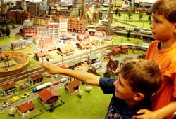Erlebniswelt Eisenbahn in Spittal an der Drau