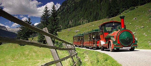 Tschu Tschu Bahn in Rennweg