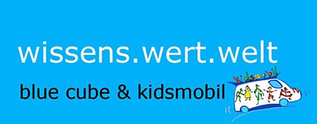 blue cube & kidsmobil