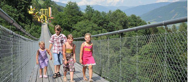 Märchenwandermeile im Babydorf Trebesing