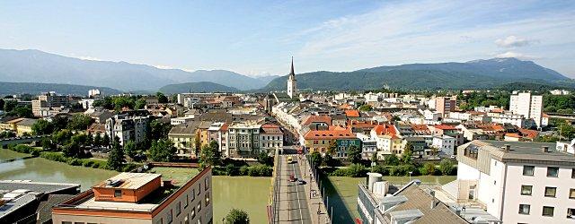 Altstadtspaziergang Villach