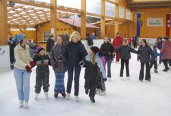 Eislaufplatz Naturfreunde St. Pölten
