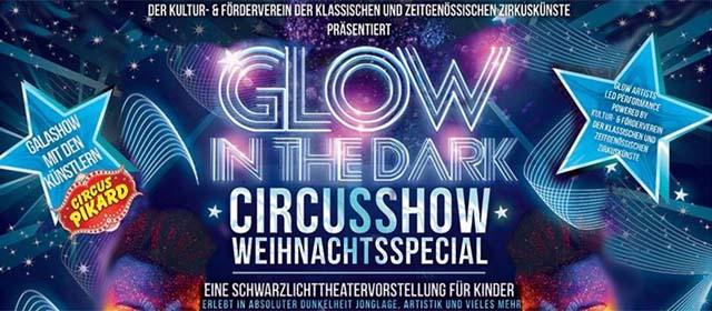 Glow in the dark - Zirkus Stoffl
