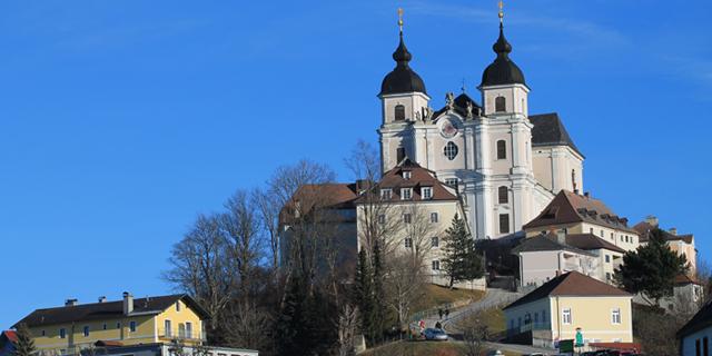 Panoramaweg Basilika am Sonntagberg