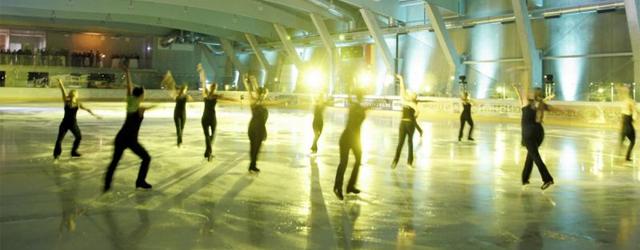 Klenk Dome Eishalle St. Pölten