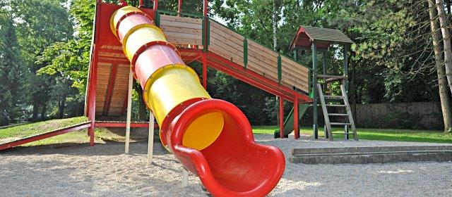 Spielplatz in St. Pölten