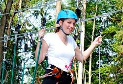 Kletterpark und Bogenparcours St. Veit