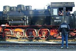 Eisenbahnmuseum in Strasshof