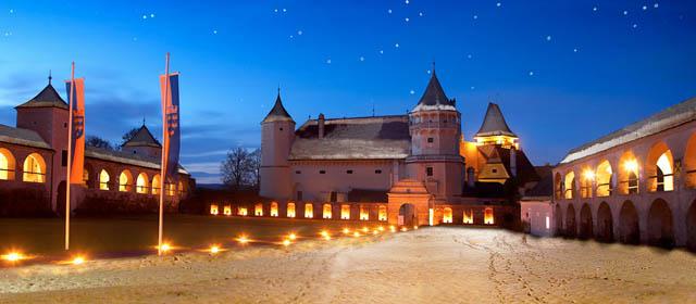 Adventmarkt auf Schloss Rosenburg