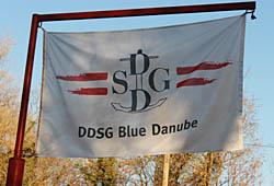 DDSG Flagge