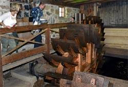 Hammerwerk am Kamp bei Arbesbach