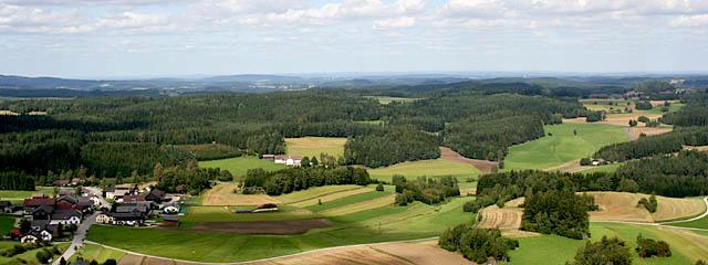 Alexanderwarte Arbesbach