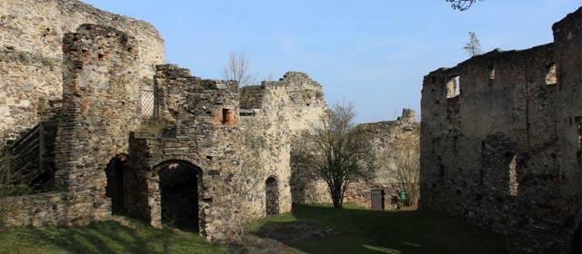 Ruinie Schauenstein am Kamp