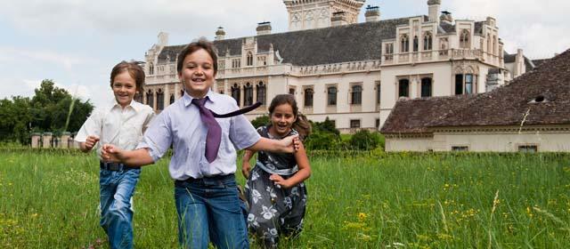 Familientag im romantischen Schloss Grafenegg