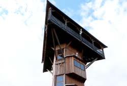 Aussichtsturm am Buchberg