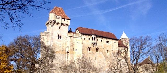 Kinderprogramm auf Burg Liechtenstein