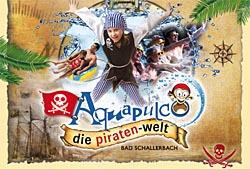 Kindergeburtstag in der Piratenwelt in Bad Schallerbach