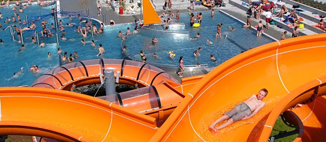 Freibad Apumare in Attnang-Puchheim