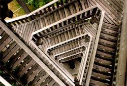 Aussichtsturm auf der Luisenhöhe in Haag am Hausruck