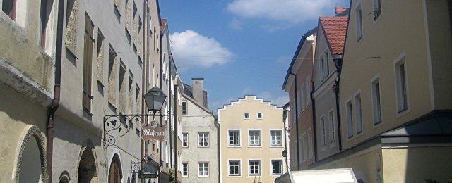 Stadterlebnisweg Braunau