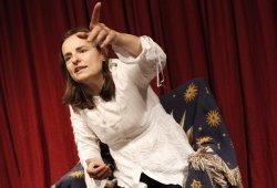 Märchenerzählerin Claudia Edermayer