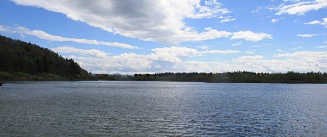 Eggelsberg Wanderung Heratinger See