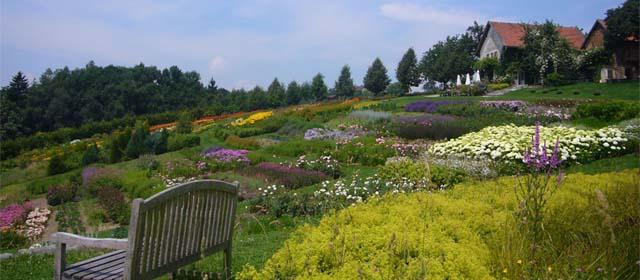 Garten der Geheimnisse in Stroheim