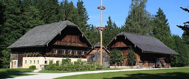 Freilichtmuseum in Großgmain