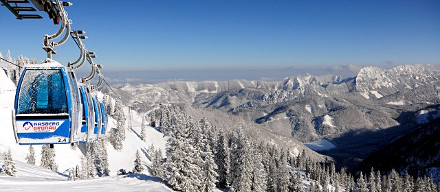 Skigebiet Kasberg