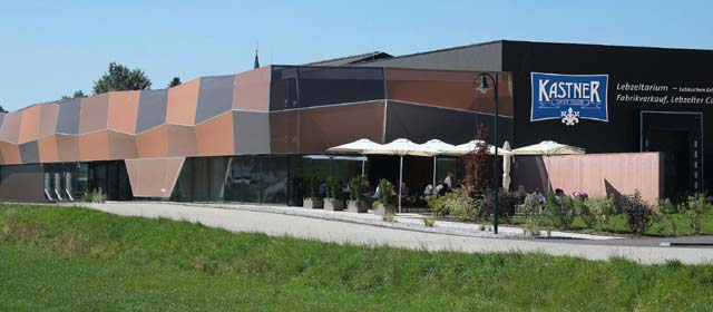 Außenansicht des Lebzeltariums in Bad Leonfelden