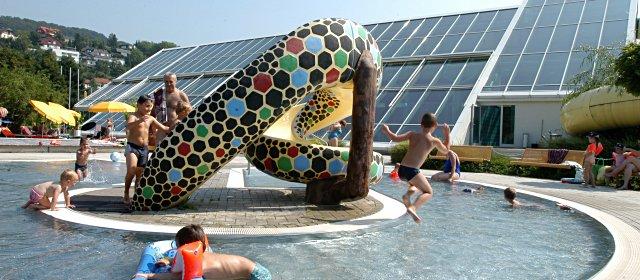 Linzer Biesenfeldbad - Badespaß in der FamilienOase