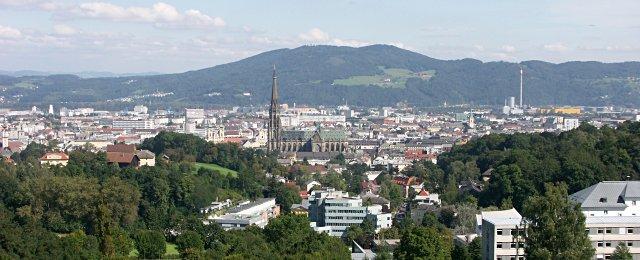 Stadtwanderung Freinberg