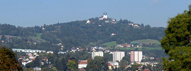 Stadtwanderung Pöstlingberg