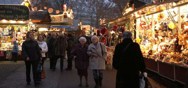 Linzer Weihnachtsmarkt