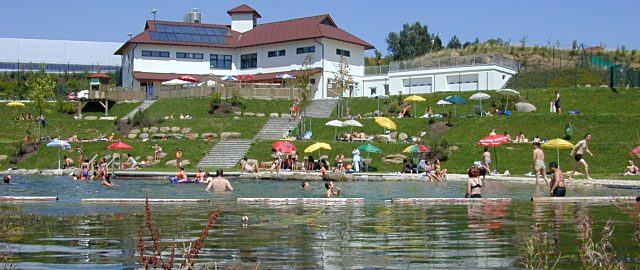 Naturbadesee Sarleinsbach