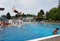 Stadtbad - Freibad in Schärding