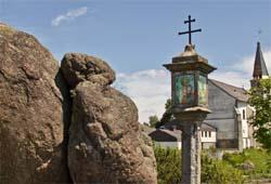 St. Thomas am Blasenstein mit der Bucklwehluckn