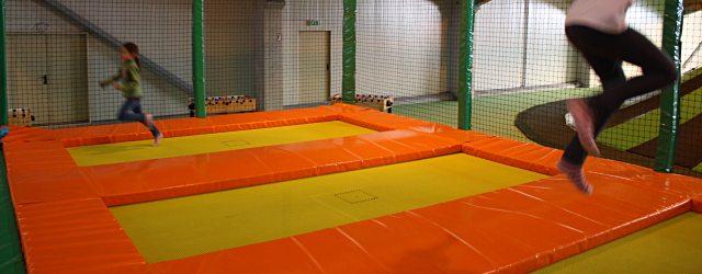 Indoorspielplatz Kinderland Steyr