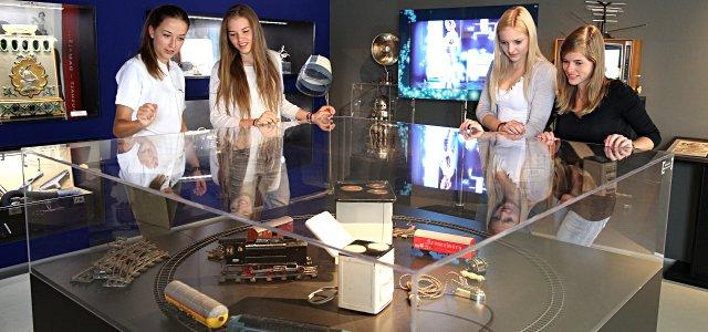 Besucherzentrum Erlebniswelt Energie in Timelkam